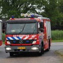 Brandweer Nederweert oefening 9